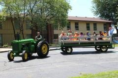 hay-ride