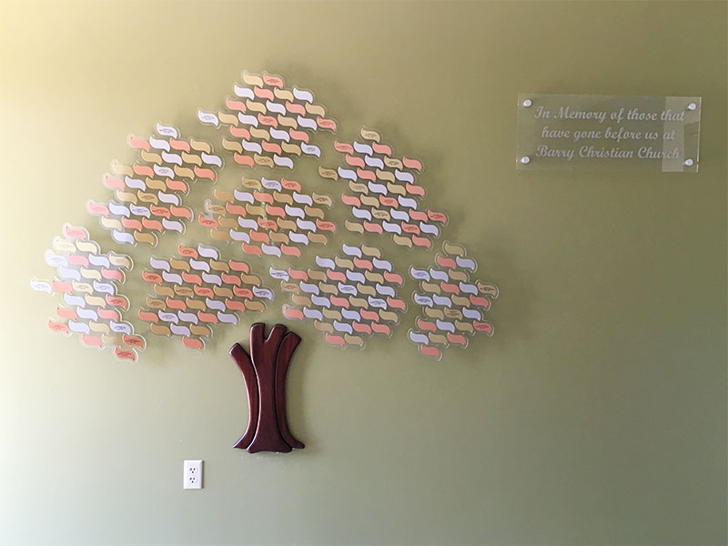 barry-christian-church-memorial-tree